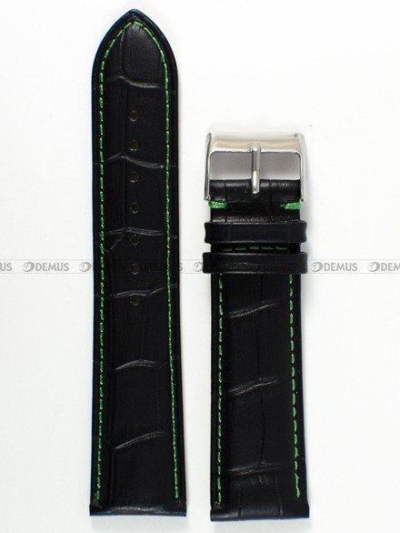 Pasek skórzany do zegarka - Tekla PT22.22.1.3 - 22 mm