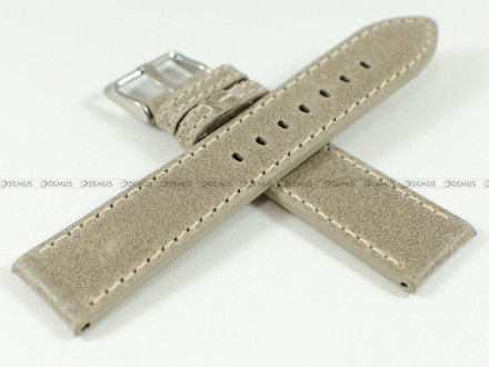 Pasek skórzany do zegarka - Tekla PT30.22.8.7 - 22 mm