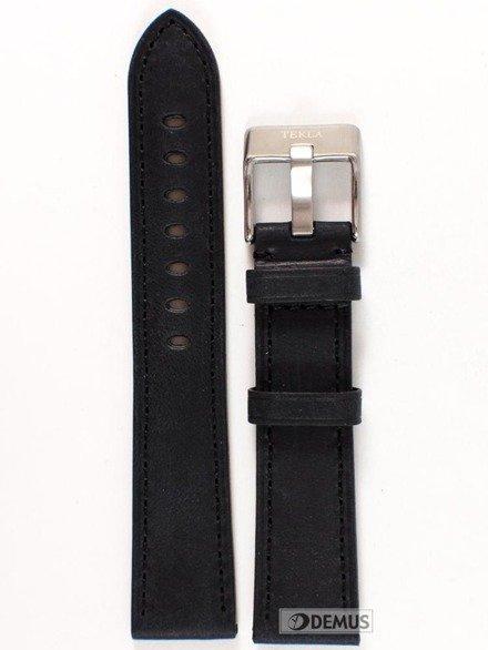 Pasek skórzany do zegarka - Tekla PT4.20.1 - 20 mm
