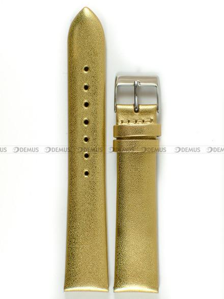 Pasek skórzany do zegarka - Tekla PT41.18.11 - 18 mm