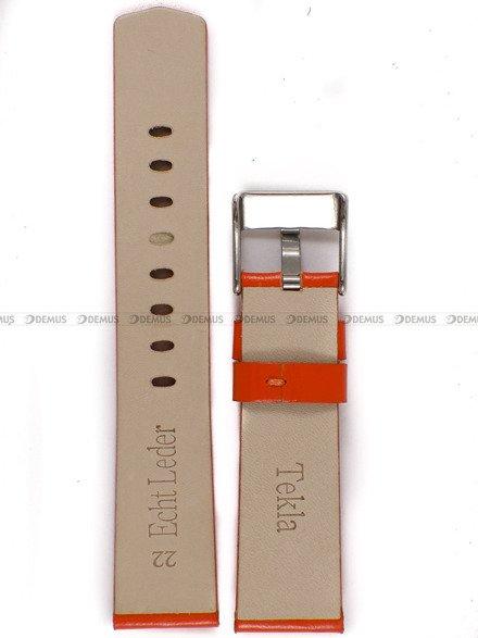 Pasek skórzany do zegarka - Tekla PT48.22.41 - 22 mm