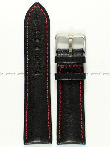 Pasek skórzany do zegarka - Tekla PT53.24.1.4 - 24 mm