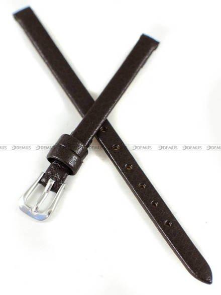 Pasek skórzany do zegarka - Tekla PT7.6.21 - 6 mm