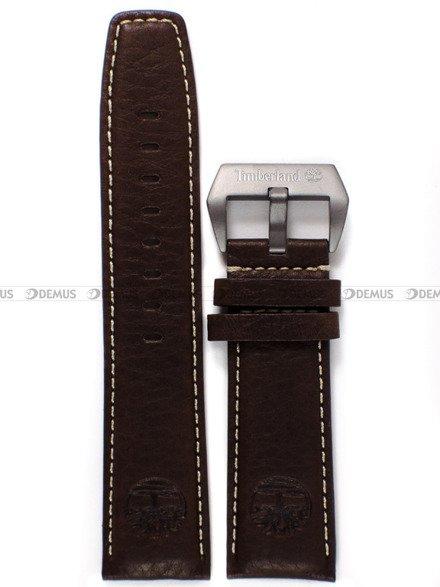 Pasek skórzany do zegarka Timberland TBL.14816JLU/02A Henniker II - 24 mm