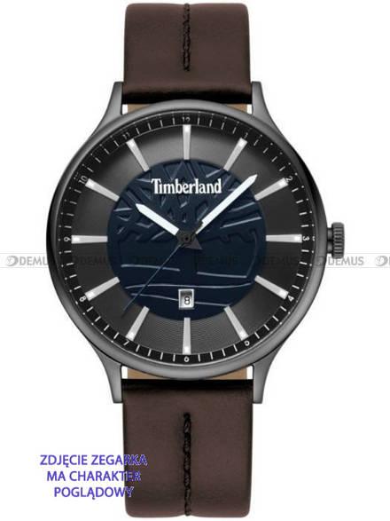 Pasek skórzany do zegarka Timberland TBL.15488JSU/03 Marblehead - 20 mm