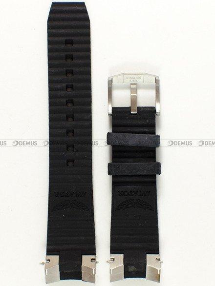 Pasek z tworzywa do zegarka Aviator - M.2.19.0.135.6 - 23 mm