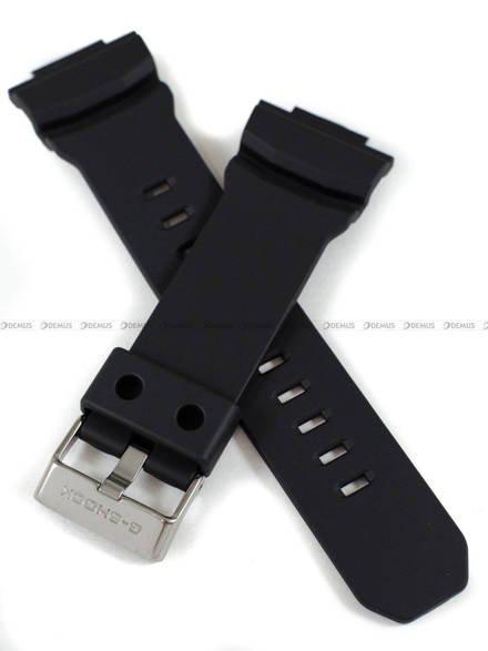 Pasek z tworzywa do zegarków Casio GA-150, GAS-100, GAW-100 - 16 mm