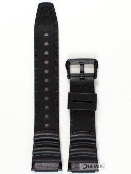 Pasek z tworzywa do zegarków Casio SGW-100-1V - 24 mm