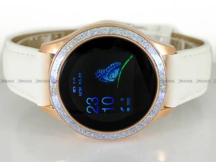 Smartwatch Damski Gino Rossi G.RSWBF2-4D2-1 - Dodatkowy pasek w zestawie