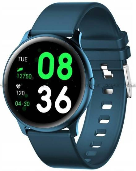 Smartwatch Pacific 25-2-Blue-Blue