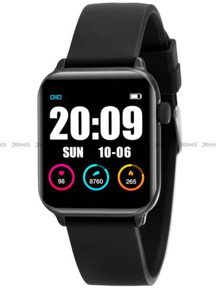 Smartwatch Rubicon RNCE57BIBX05AX