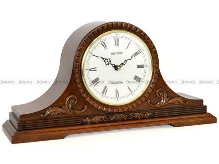 Zegar kominkowy Rhythm CRH111FR06 czapka Napoleona