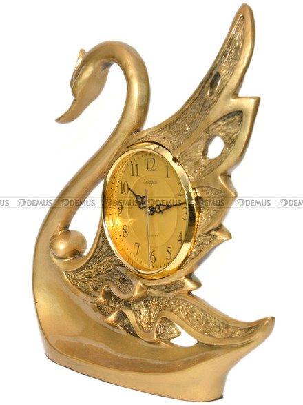 Zegar kominkowy figurka łabędź Timeking TK5646