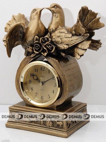 Zegar kominkowy kwarcowy Adler 80104G