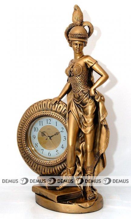 Zegar kominkowy kwarcowy figurka Adler 80176G