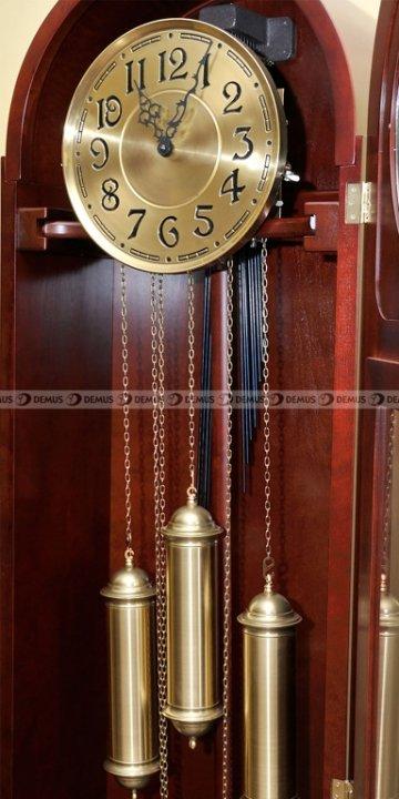 Zegar mechaniczny stojący Atlas2-Gold-CH
