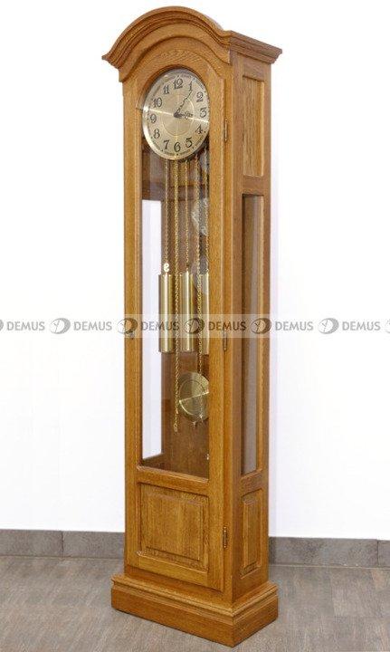 Zegar mechaniczny stojący Kieninger Albert II -Gold-CD2