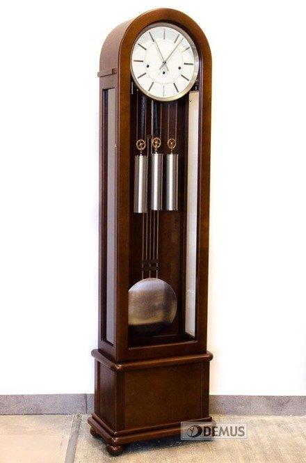 Zegar mechaniczny stojący Kieninger Lambert-Silver-09