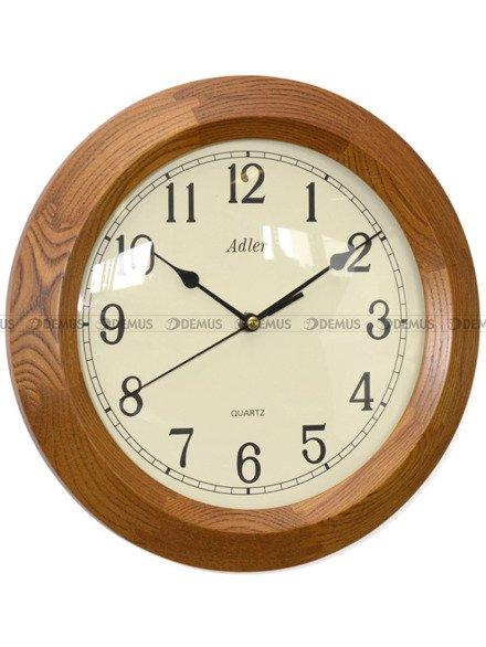 Zegar ścienny Adler 21001-D