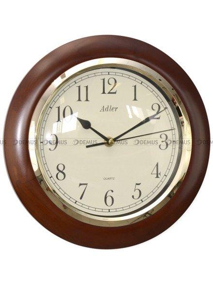 Zegar ścienny Adler 21036-W