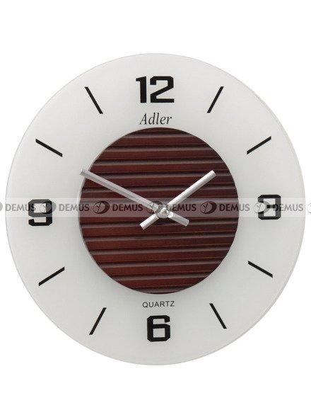 Zegar ścienny Adler 21120-W1