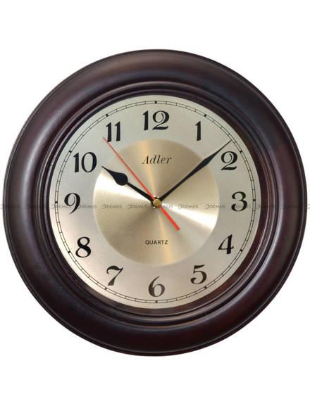 Zegar ścienny Adler 21147-W2-RED