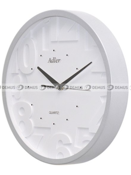 Zegar ścienny Adler PW230-BL-SR