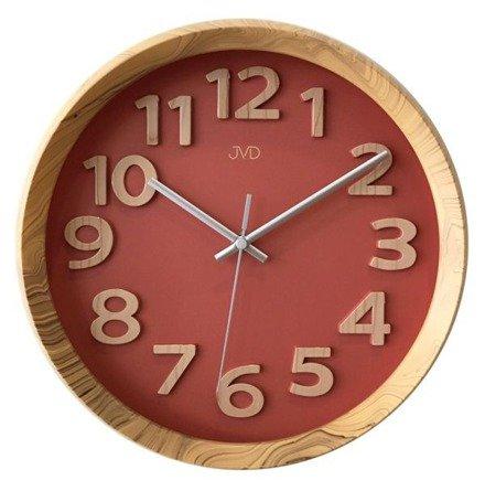 Zegar ścienny JVD HT073.1