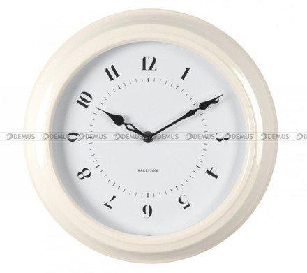 Zegar ścienny Karlsson Fifties Ivory Medium KA5624IV