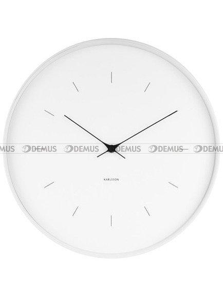 Zegar ścienny Karlsson KA5707WH