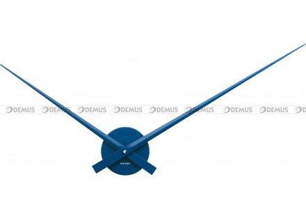 Zegar ścienny Karlsson Little Big Time Blue KA5516BL