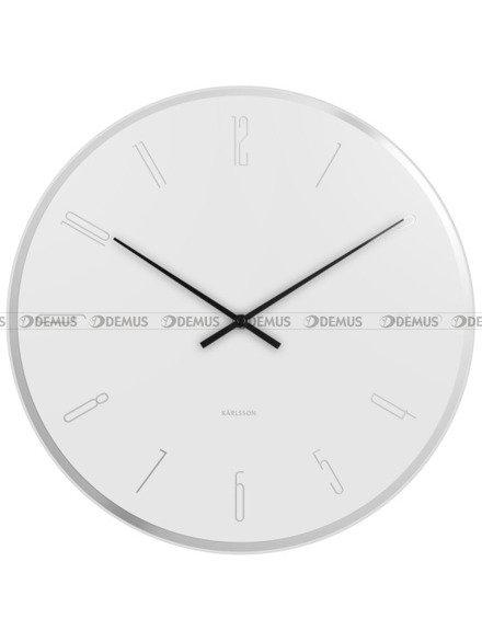 Zegar ścienny Karlsson Lustrzany KA5800WH