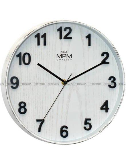Zegar ścienny MPM Beta E01.4051.00 31 cm