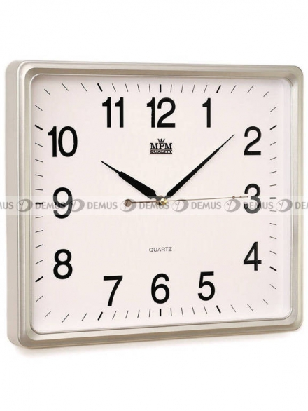 Zegar ścienny MPM E01.2929.7000.SW