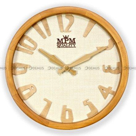 Zegar ścienny MPM E07.3660.5051
