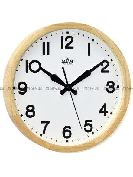 Zegar ścienny MPM E07.3662.51.B