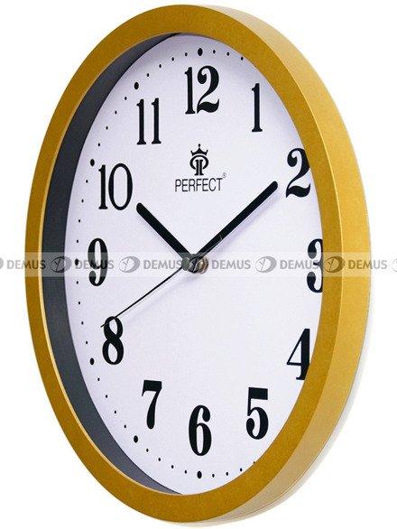 Zegar ścienny Perfect 813-ZŁ