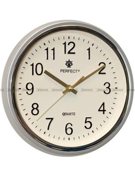 Zegar ścienny Perfect PW158-1700-1-Silver