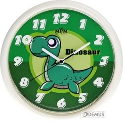 Zegar ścienny dla dzieci MPM E01.3088.0040.SW