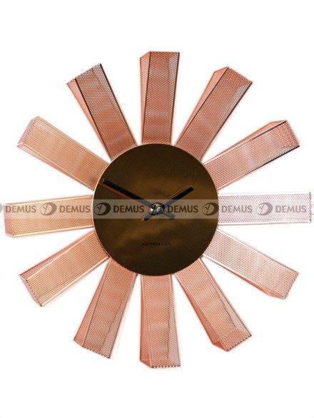 Zegar ścienny metalowy ExitoDesign HS-3063RS