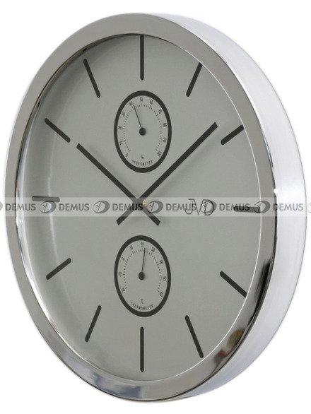 Zegar ścienny z termometrem i higrometrem JVD H1517.2