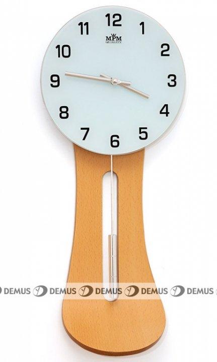 Zegar wiszący kwarcowy MPM E05.2711.53