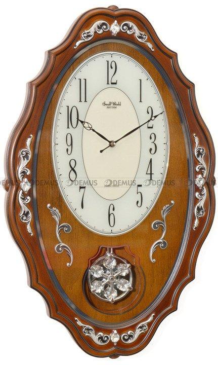 Zegar wiszący kwarcowy Rhythm CMJ462CR06