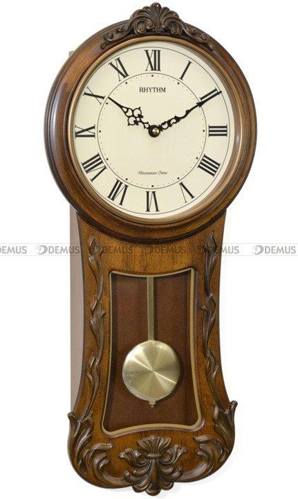 Zegar wiszący kwarcowy Rhythm CMJ546NR06