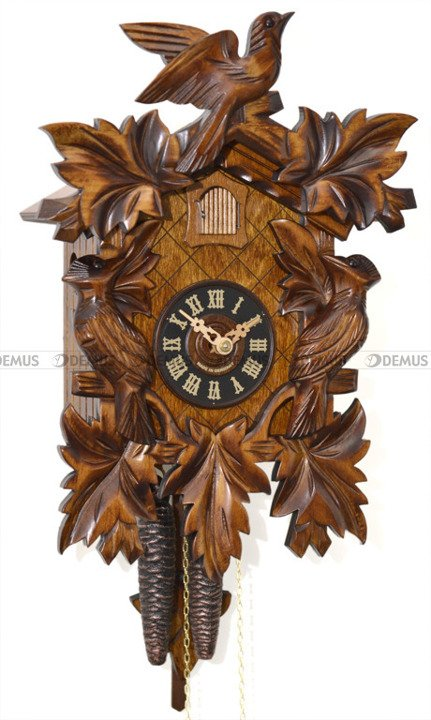 Zegar wiszący z kukułką Engstler 632-WA