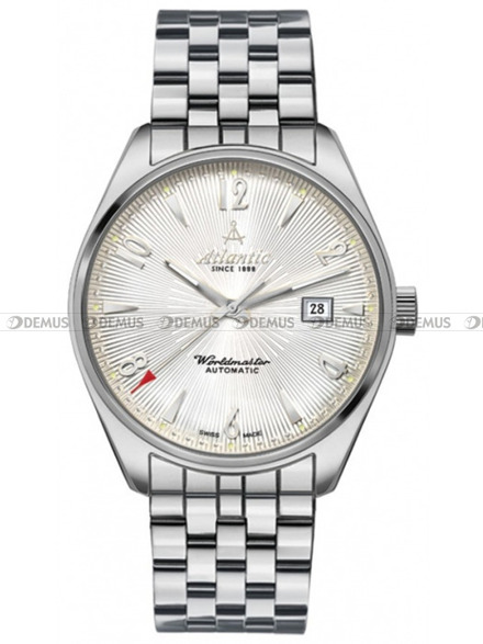Zegarek Atlantic Worldmaster 51752.41.25SM