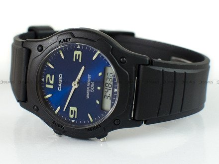 Zegarek Casio AW 49HE 2AVE