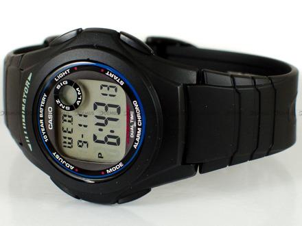 Zegarek Casio F 200W 1AEF