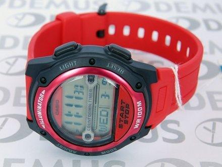 Zegarek Casio W 756 4AVEF