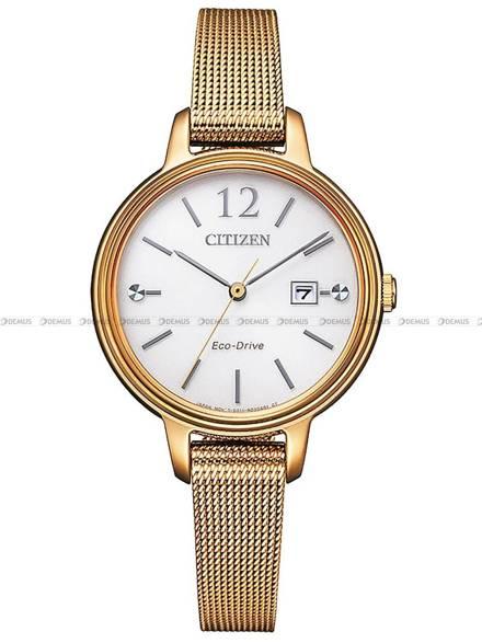 Zegarek Damski Citizen Eco-Drive EW2447-89A